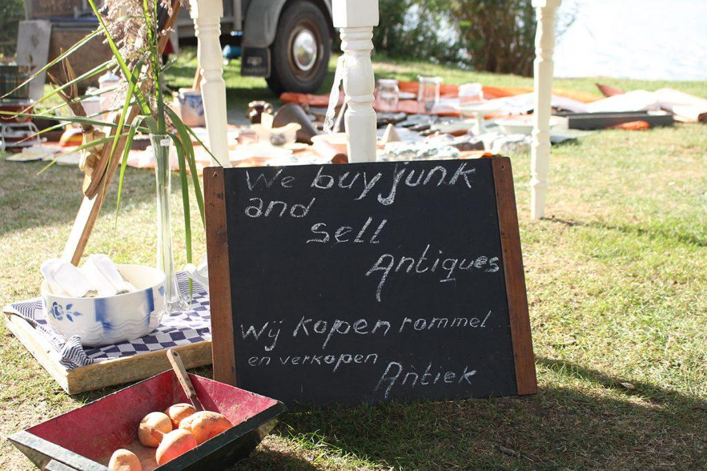 antiek vs rommel brocante markt