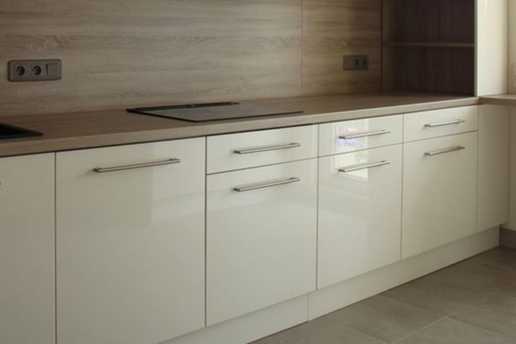 keuken ral 9001