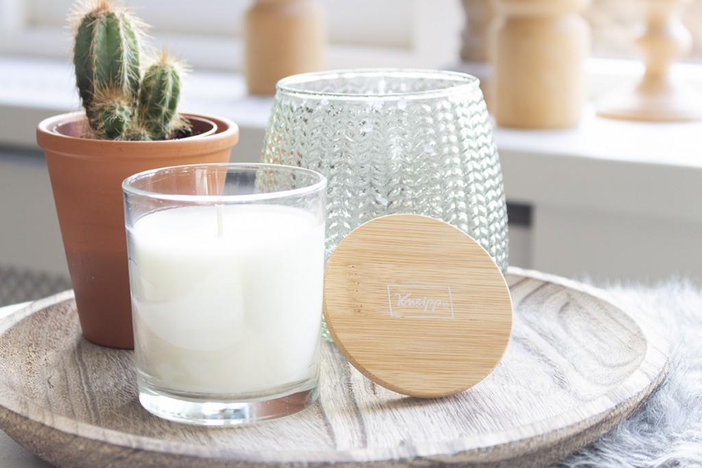 kneipp home fragrances geurkaars
